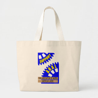 The Gears of Industry Grind the Worker Up! Canvas Bag