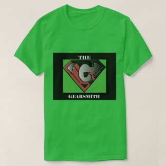 The Gearsmith Goes Green T Shirt