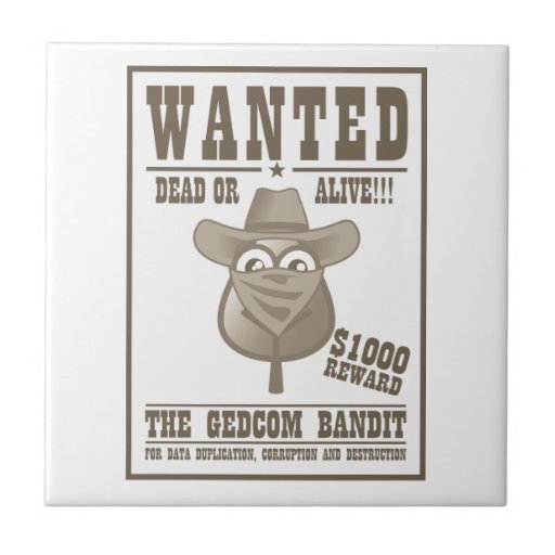 The GEDCOM Bandit Tile