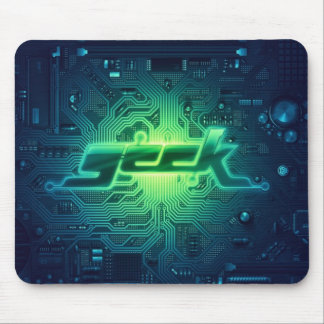 The Geek Mousepad