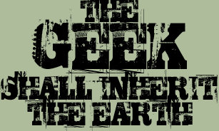 64335376b Geeks Will Inherit The Earth Gifts on Zazzle