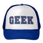 The Geek Trucker Cap Trucker Hat