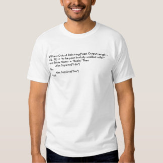 The Geek's getting married Shirt