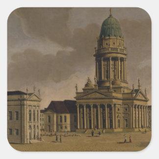 The Gendarmenmarkt Square Sticker