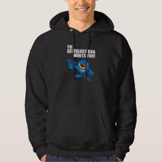 The Genealogy Bug Wants You! Sweatshirt