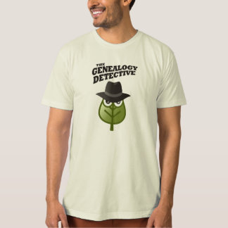 The Genealogy Detective T-Shirt