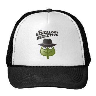 The Genealogy Detective Trucker Hat