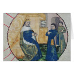 The Genealogy of Charles V and Charles VI Card