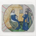 The Genealogy of Charles V and Charles VI Mouse Pad