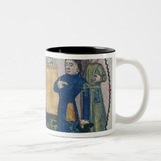 The Genealogy of Charles V and Charles VI Mug