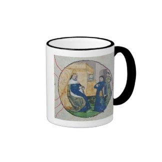 The Genealogy of Charles V and Charles VI Coffee Mug