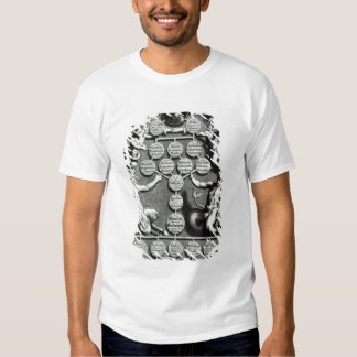 The Genealogy of the Anti-Christ Oliver T Shirt