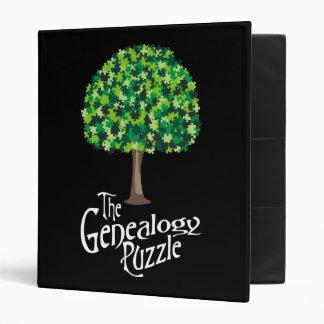 The Genealogy Puzzle Binder