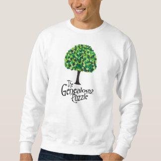 The Genealogy Puzzle Pullover Sweatshirt