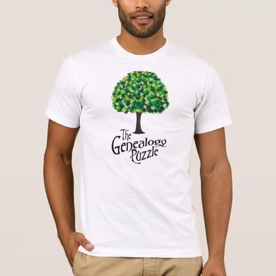 The Genealogy Puzzle T-Shirt