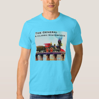 The General, A Classic Masterpiece Tee Shirt
