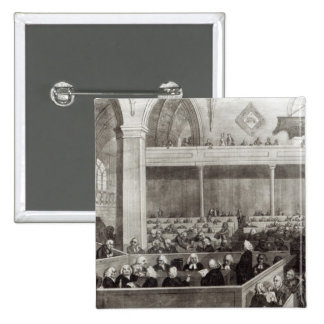 The General Assembly of the Kirk of Scotland 2 Inch Square Button