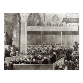The General Assembly of the Kirk of Scotland Postcard