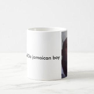 The General Da jamaican boy mug