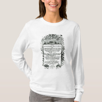 The General Histoire of Virginia T-Shirt