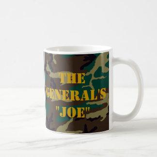 """The General's """"Joe"""" Mug"""