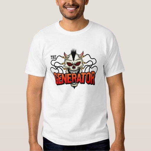 The generator t shirt zazzle for Random t shirt generator