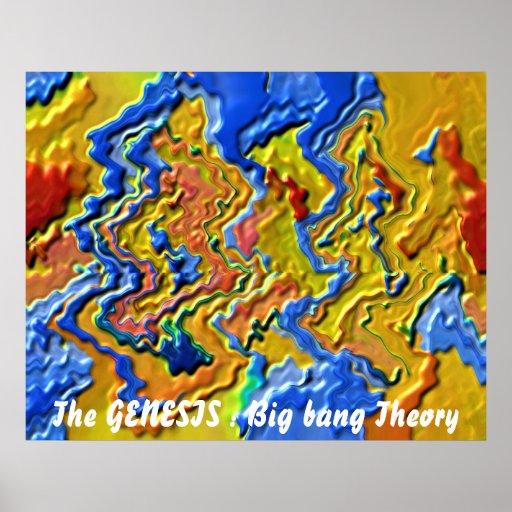 genesis big bang: