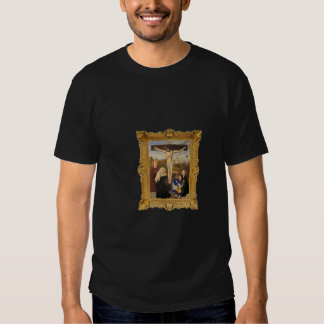 The Genesis of the Crucifixion Tshirts