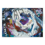 The Genetic Bill of Rights Painting #9 Card