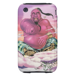 The Genie King iPhone Case Tough iPhone 3 Cover