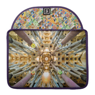 The Genius of Gaudi Sleeve For MacBook Pro