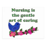 The Gentle Are Of Caring Post Cards