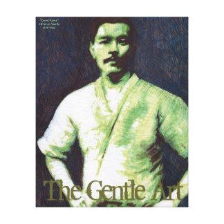 The Gentle Art Canvas Print