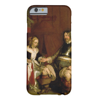 The Gentleman Soldier (oil on canvas) iPhone 6 Case