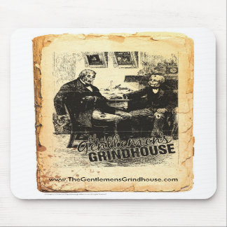The Gentlemen's Grindhouse Mouse Mat