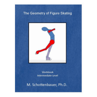 The Geometry of Figure Skating Postcards