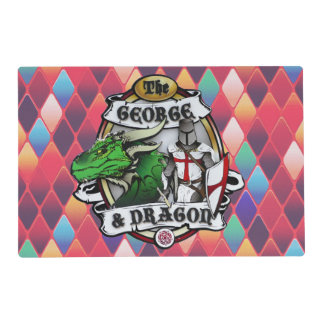 The George And Dragon Placemat