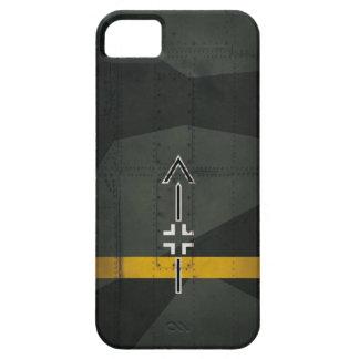 """The German air force """"Ju87G-1"""" hansu ruderu embark iPhone SE/5/5s Case"""