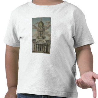 The German Cathedral on the Gendarmenmarkt, 1812 Tees