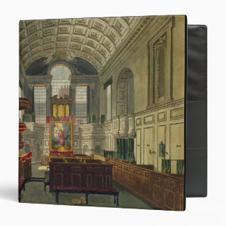 The German Chapel, St. James's Palace, from 'The H 3 Ring Binder