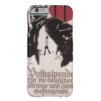 The German people are asked_Propaganda Poster Barely There iPhone 6 Case