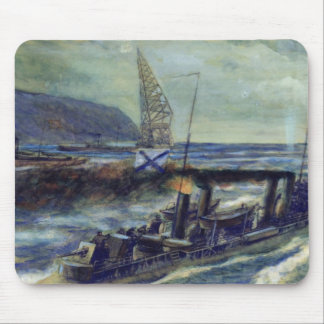 The German u-boat U 56 sunk by Grozovoi Mouse Pad