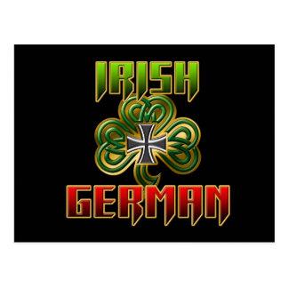 The Germanic Celt Postcard