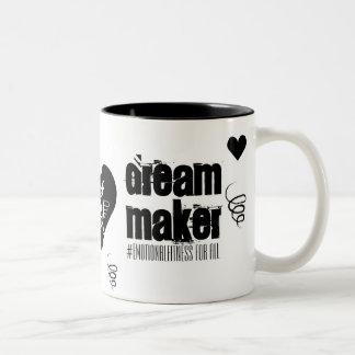 The Get More Nourished.com Mug for Dream Makers