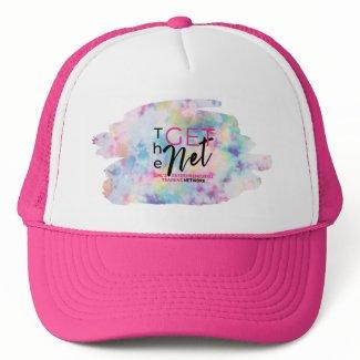 The GET Net Trucker Mesh Hat
