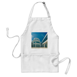 The Getty Center Entrance Hall Apron