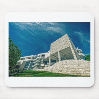 The Getty Center Exhibitions Pavilion Mouse Pad
