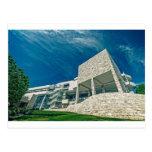 The Getty Center Exhibitions Pavilion Postcard