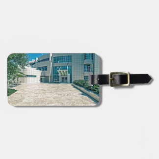 The Getty Center Research Institute Front Approach Bag Tag