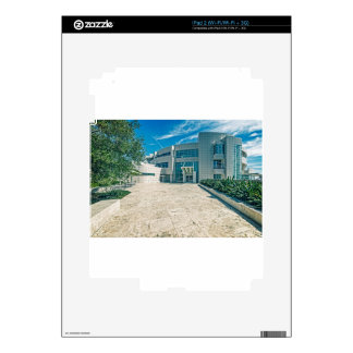 The Getty Center Research Institute Front Approach Skin For The iPad 2